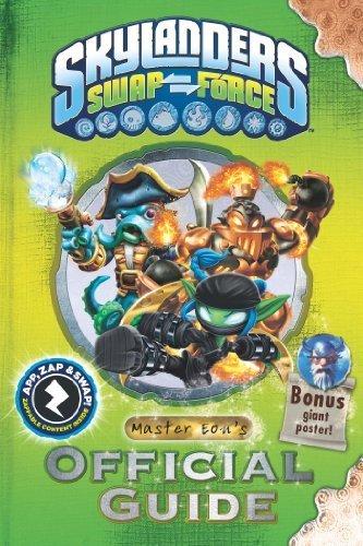 Skylanders SWAP Force: Master Eon's Official Guide (Skylanders Universe) by Activision Publishing Inc. (2014-06-26)