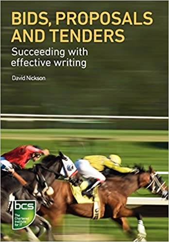 Succeeding with Effective Writing Proposals and Tenders Bids
