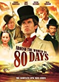 DVD : Around the World in 80 Days: The Complete Epic Mini-Series