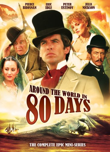 Around the World in 80 Days: The Complete Epic Mini-Series (Around The World In 80 Days Full)