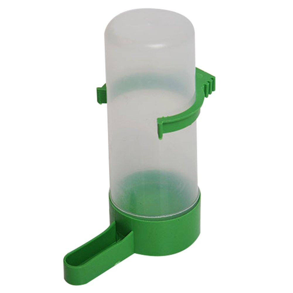 Kentop Pappagalli bottiglie d' acqua di plastica Acqua Flacone haenger, Plastica, 60ML