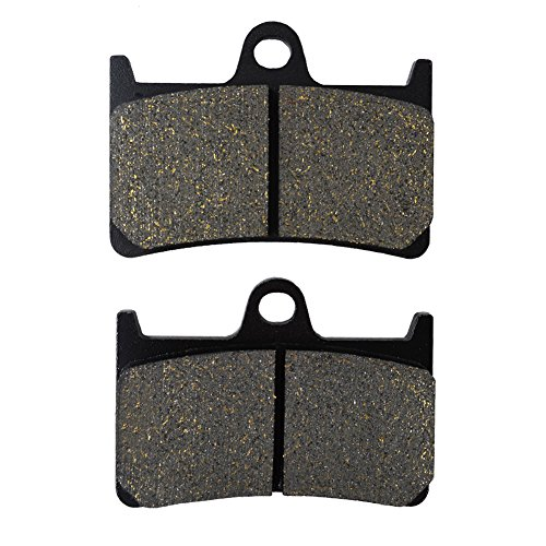 Brake Rear Yzf600 (AHL Front Brake Pads FA252 for Yamaha YZF600 R Thundercat 1996-2003 (Semi-metallic))