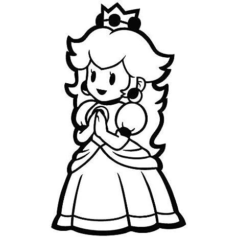 Amazon.com: Princess Pray – Dibujos animados vinilo ...