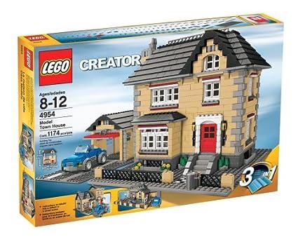 Amazon Lego Creator Model Townhouse Toys Games