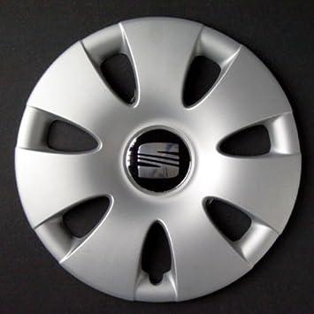 Wheeltrims - Conjunto de 4 tapacubos para Seat Ibiza 2002> / Cordoba/Leon /