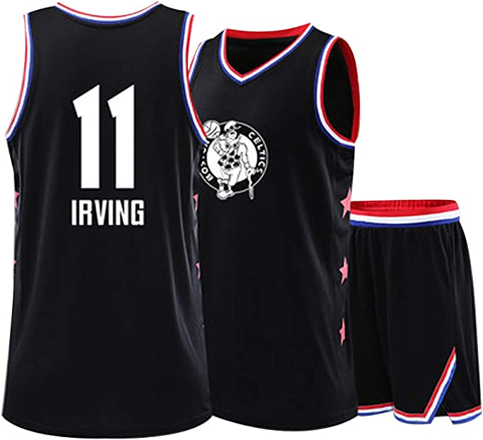 Camiseta de Baloncesto All-Star para Hombres # 30 34 23 3 11 13 35 ...
