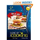 Love Of Cooking: 4th of July (Love of Cooking: Holiday Series)