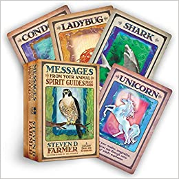 photo regarding Printable Oracle Cards called Messages against Your Animal Spirit Publications Oracle Playing cards: A 44