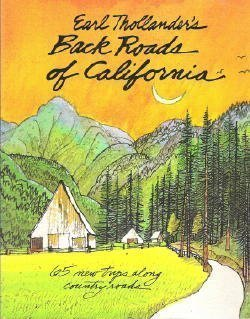 Earl Thollander's Back Roads of California for sale  Delivered anywhere in USA