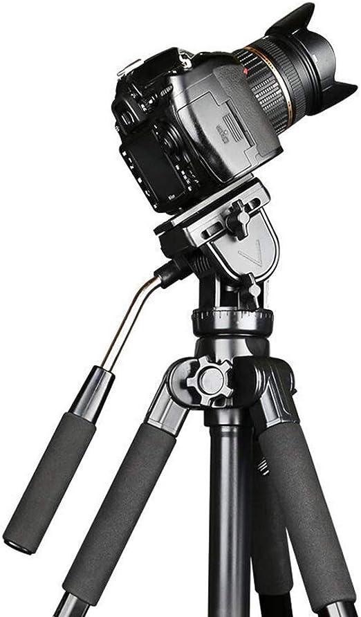 Mengen88 Trípode para cámara de Viaje, trípode para cámara ...