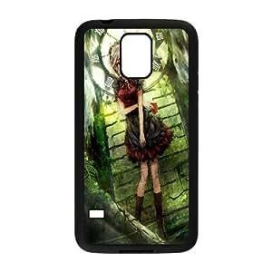 Sakuya Izayoi Touhou Project Anime2 7 Samsung Galaxy S5 Cell Phone Case Black gift pp001_9483390