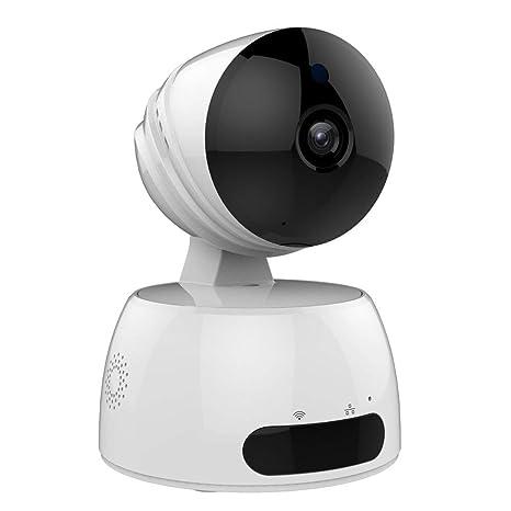 Cámaras IP Wifi, Camaras de Vigilancia Wifi Interior, Bagotte HD P2P Cámara de Seguridad con Visión Nocturna /Detección de Movimiento/Micrófono y ...