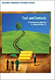 Texts and Contexts: A Contemporary Approach to College Writing, 7th Edition