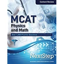 MCAT Physics and Math: Content Review for the Revised MCAT by Bryan Schnedeker (2014-12-17)