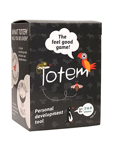 Totem - The Feel Good Game - A Truly Unique, Fun and Only Positive Self-Discovery Game
