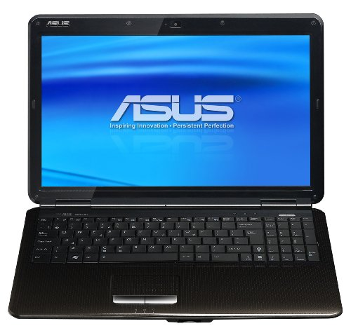 Asus Vista Laptops - Asus K50IJ-C1 15.6 Inch Laptop - Black