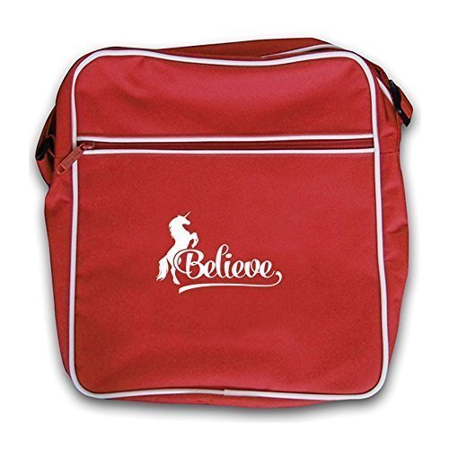 Retro Flight Red Bag Unicorn Dressdown Believe wx7vgqtE