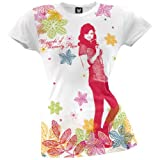 Wizards Of Waverly Place - Flowers Girls Youth T-Shirt