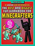 Best Third Grade Books - The Best and Biggest Fun Workbook for Minecrafters Review