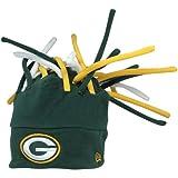 New Era Green Bay Packers Crazy Dreadz Fleece Hat