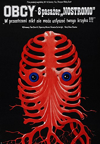 Buy posterazzi alien movie poster masterprint 11 x 17