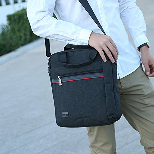 For Practical Black Oxford Satchel Durable Bag Cloth Convenient Classic Shoulder Inclined Multicolor Fashion Men BxqaHH