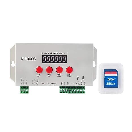 Review BTF-Lighting K-1000C(T-1000S Updated) WS2812B