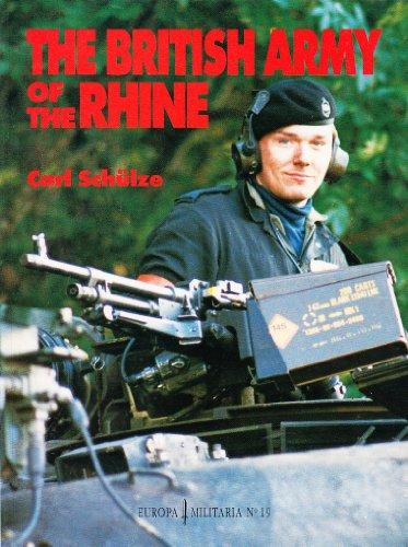 british army of the rhine - 4