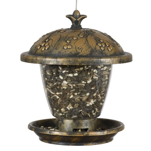 Perky Pet 305 Gilded Chalet Feeder product image