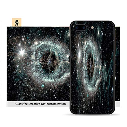 iPhone 7p / 8p Ultra-Thin Phone case The Helix Nebula a Cosmic Starlet Eerie Resemblance to a Giant Eye on a Background of a Resistance to Falling, Non-Slip, Soft, Convenient -