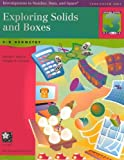 Exploring Solids and Boxes, Grade 3, Michael T. Battista and Douglas H. Clements, 1572327030