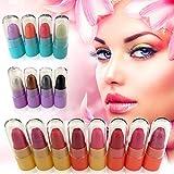 24color Lipstick Set 36pcs Lipstick 16Pcs Makup Set Long Lasting Magic Lipstick Eyeshadow