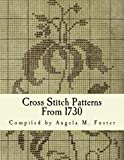 Cross Stitch Patterns From 1730