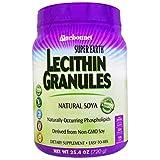 Bluebonnet Nutrition, Super Earth, Lecithin Granules, 25.4 oz (720 g) - 2pc