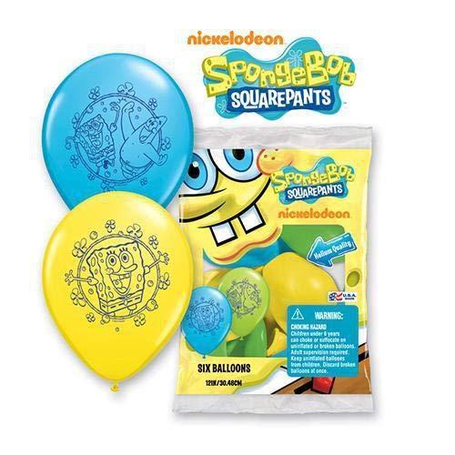 (Pioneer National Latex Sponge Bob Square Pants 12