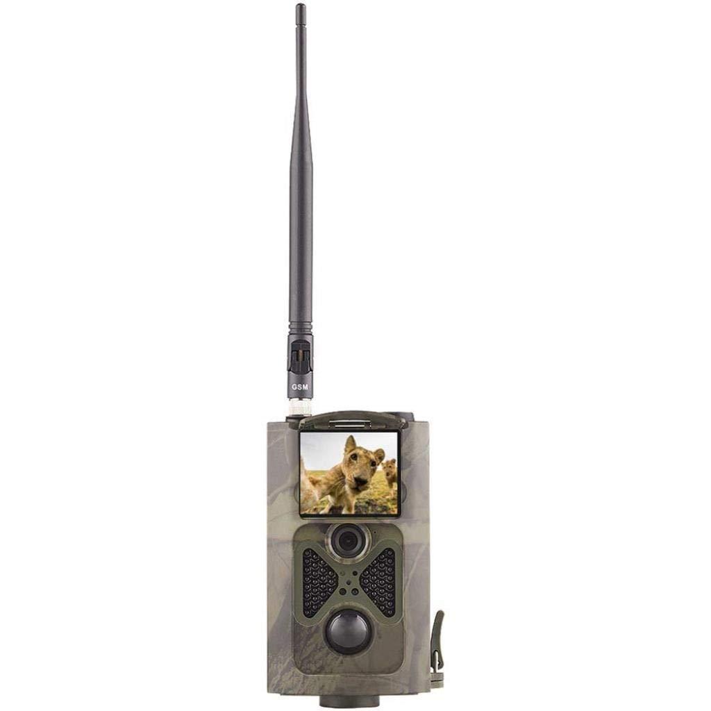 2019人気新作 4グラム野生動物トレイルカメラ16MP 1080 p赤外線ナイトビジョンモーション活性化野生狩猟ゲームカム120°検出範囲0.5秒トリガー速度ip56防水ホームセキュリティ監視   B07Q6WX5CC, さくら茶舗 0bf352fc