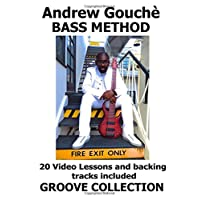 Andrew Gouchè Bass Method: Grooves From The Soul Bass Lessons is a collection of 20 of my best Grooves. 40 VIDEOS AND  backing tracks are included, check description.