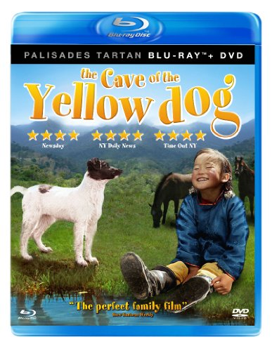 Cave of the Yellow Dog [Blu-ray / DVD combo]
