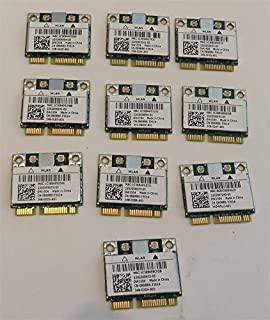 86RR6 - Dell Wireless 1504 DW1504 WiFi 802.11 b/g/n Half-Height Mini-PCI Express Card - 86RR6 (B00UX3881W) | Amazon price tracker / tracking, Amazon price history charts, Amazon price watches, Amazon price drop alerts