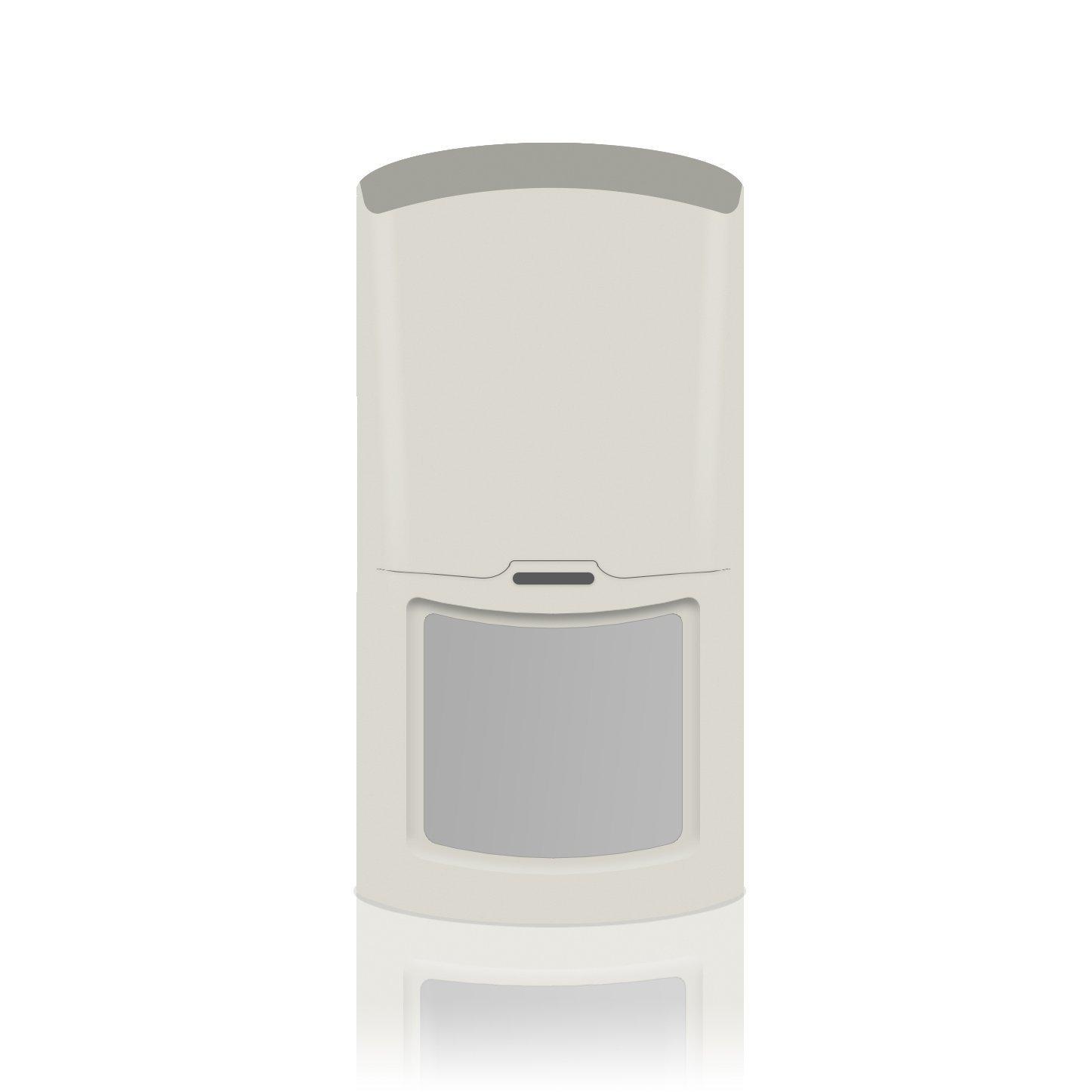 Sensor de movimiento PIR volumétrico inalámbrico alarma para ...
