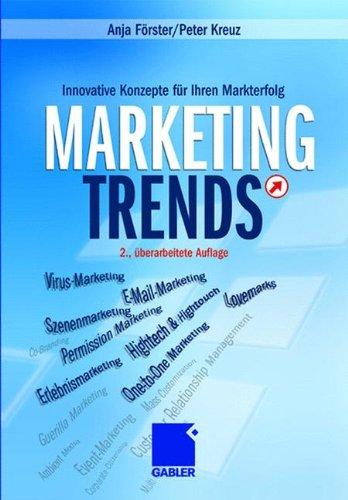 Marketing-Trends: Innovative Konzepte für Ihren Markterfolg