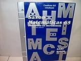 Math 65, Saxon Publishers, Inc. Staff, 1565773144
