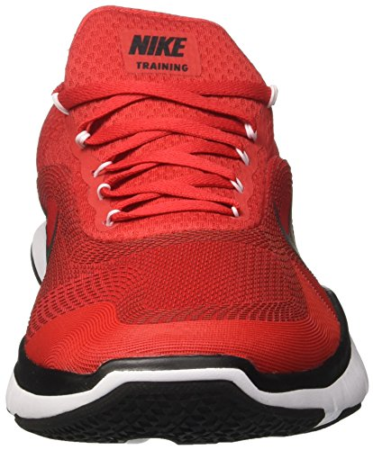 Scarpe University Fitness Free Black Rosso Nike White Uomo Sportive Trainer V7 Indoor Red 7qIndxtzn