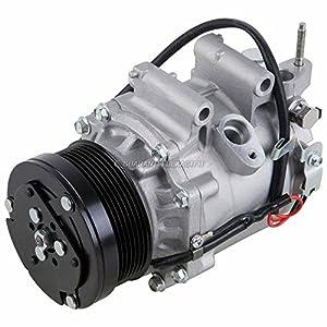 Brand New Premium Quality AC Compressor & A/C Clutch For Honda Civic - BuyAutoParts 60-01974NA New