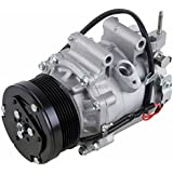 AC Compressor & A/C Clutch For Honda Civic 2006 2007 2008 2009 2010 2011