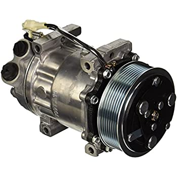 Four Seasons 58793 New AC Compressor
