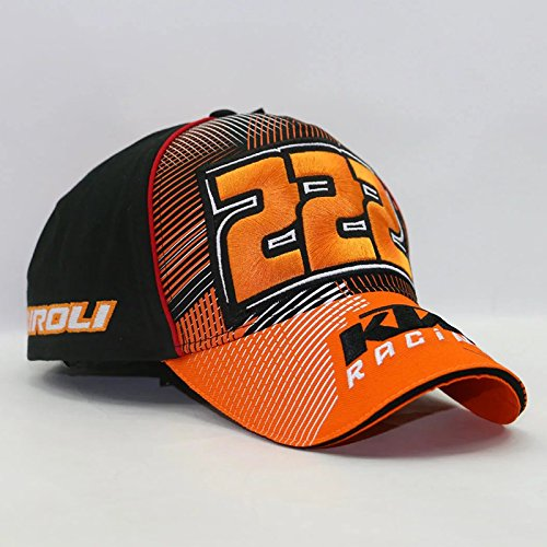 Gorra KTM Racing Team Official 2016 Official Cap Team KTM Tony Cairoli 222: Amazon.es: Coche y moto