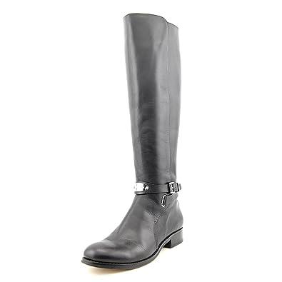 8450d1f4f969 Michael Michael Kors Women s Arley Wide Calf Black Riding Boot ...