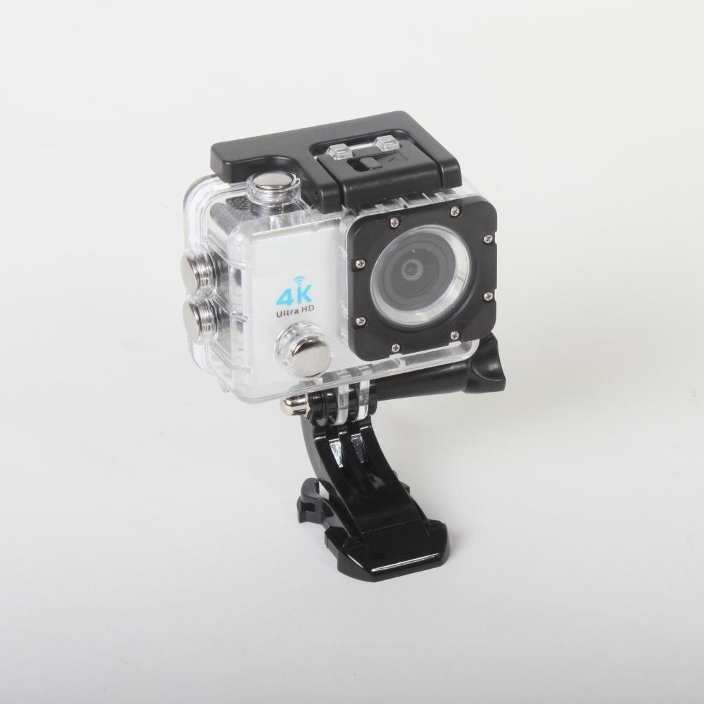 PRO ELEC 82-22070 Portable HD 4k 30fps Waterproof Action Sports Cam with WiFi