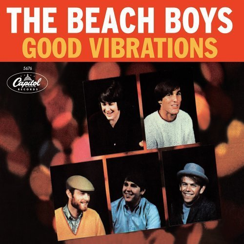 Good Vibrations: 40th Anniversary Edition EP by Beach Boys Single edition (2006) Audio CD